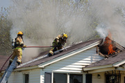 Tracy Rd House Fire