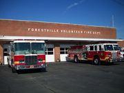 Forestville VFD, Station 1