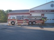 Calcutta Fire Apparatus
