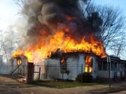 Oakley St. Housefire
