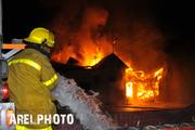 structur fire in canada