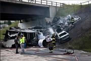 Fatal truck accident