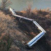 Bronx passenger train derailment.  4 reported DOA at this time. Reportedly 8 critical.  Numerous others injured.