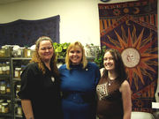 Past Pagan Book Signings