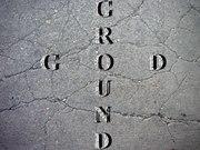 GROUNDGOD Band Logo