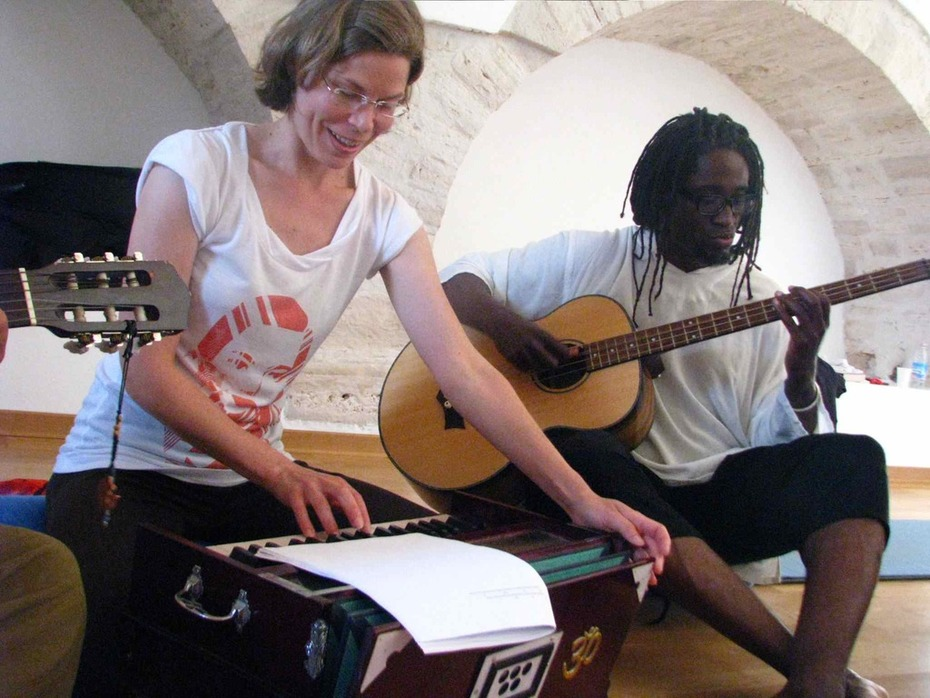 Yoga-Kirtan Retreat in Italien