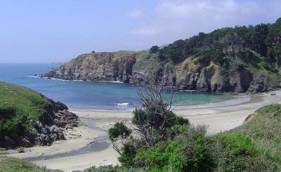 Van Damme Cove