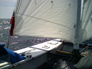 mainsail downwind
