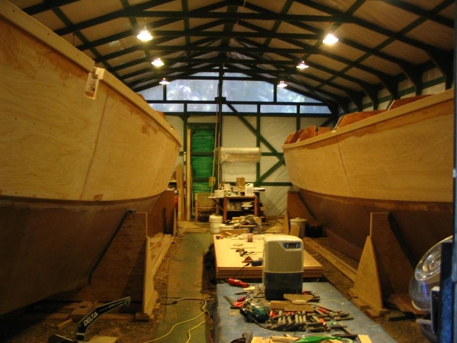 145.Upper Hull Planking