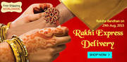 Send Fortunate Rakhi On The Web the Finest Cost-efficient Way for Rakhi Shipping and Delivery