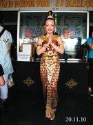 พลอยชมพูประกวดหนูน้อยนพมาศ 2553