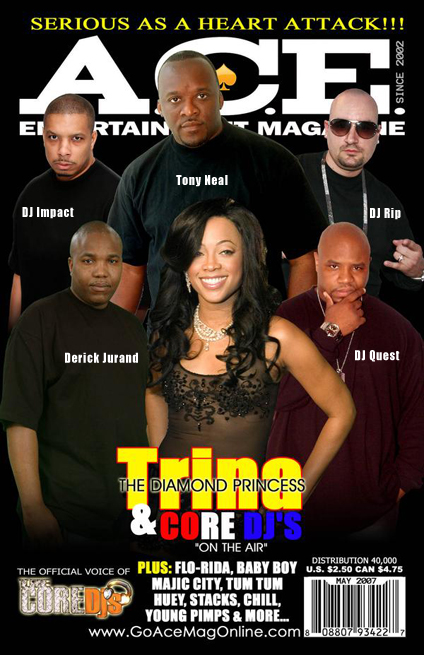 Core Ace mag cover