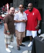 D.J. Malachi, D.J. Big Russ & C.J. Flash LA Jazz Fest '08
