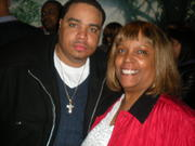 Yancey (Atlanta Records) and Victoria, Tears For Hope Foundation