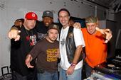 DJ Disco Wiz GrandMaster Caz Johnny Juice DJ Tony Touch Dj Fabel