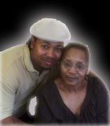 Me and Lil Grandma