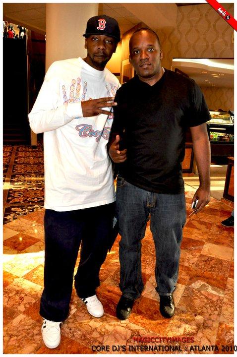 J Flave & Tony Neal