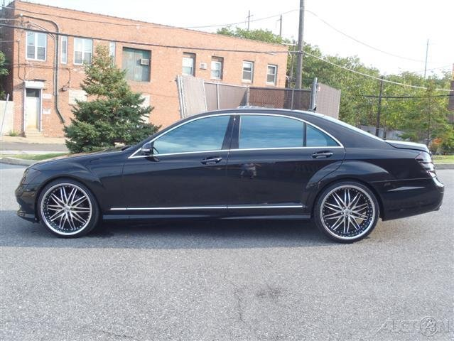 YES.. THATS RIGHT BENZ S550...
