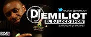 EL DJ Loco Show on Swurvradio
