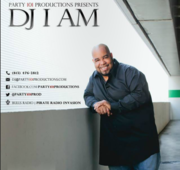 DJ I AM - Prolific Magazine Picture September 2013