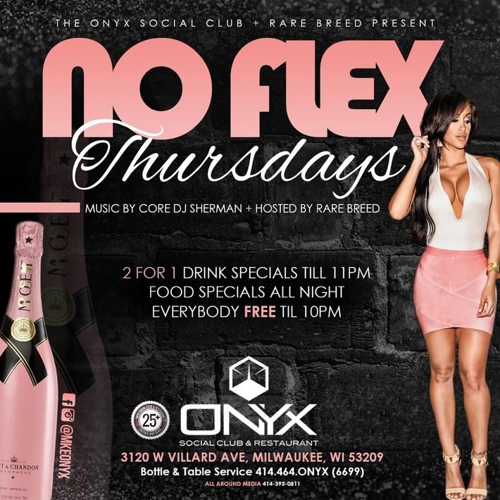 No Flex Thursdays