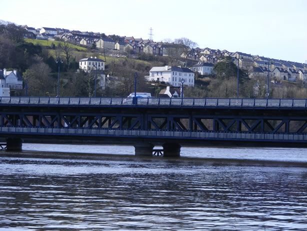 Derry - Craigavon bridge