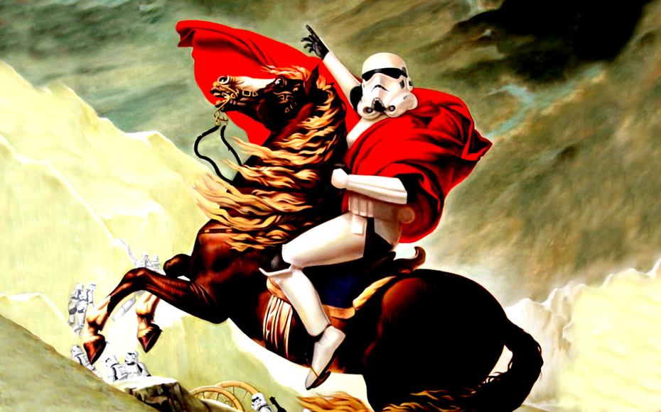 Storm Trooper Rules