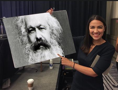 AOC Marxist Ideals