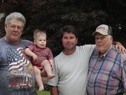 Four generations of Buffington's
