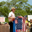 Me speaking at the Tyler TX Tea Party April 15th