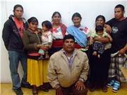 Chilil desplazados desde 2009