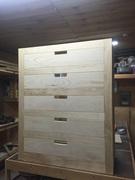 5 Drawer Dresser Front