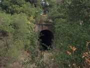 NWP tunnel #5 just north of Cloverdale Ca