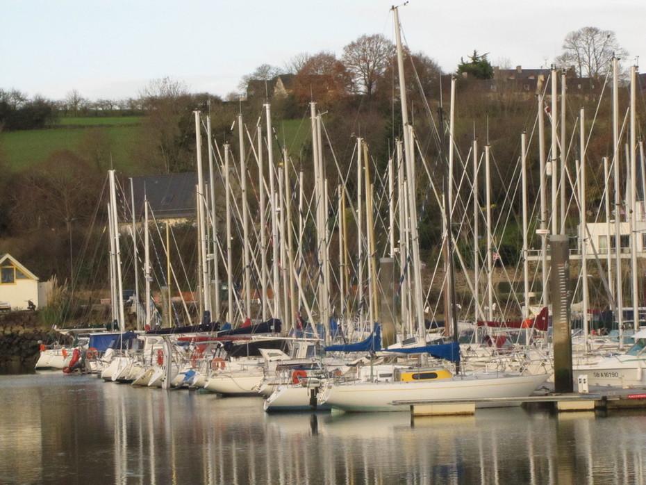 Jachthaven Plouer sur Rance