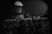 Percussionist/Trumpeter/Vocalist LOU WILSON of MANDRILL