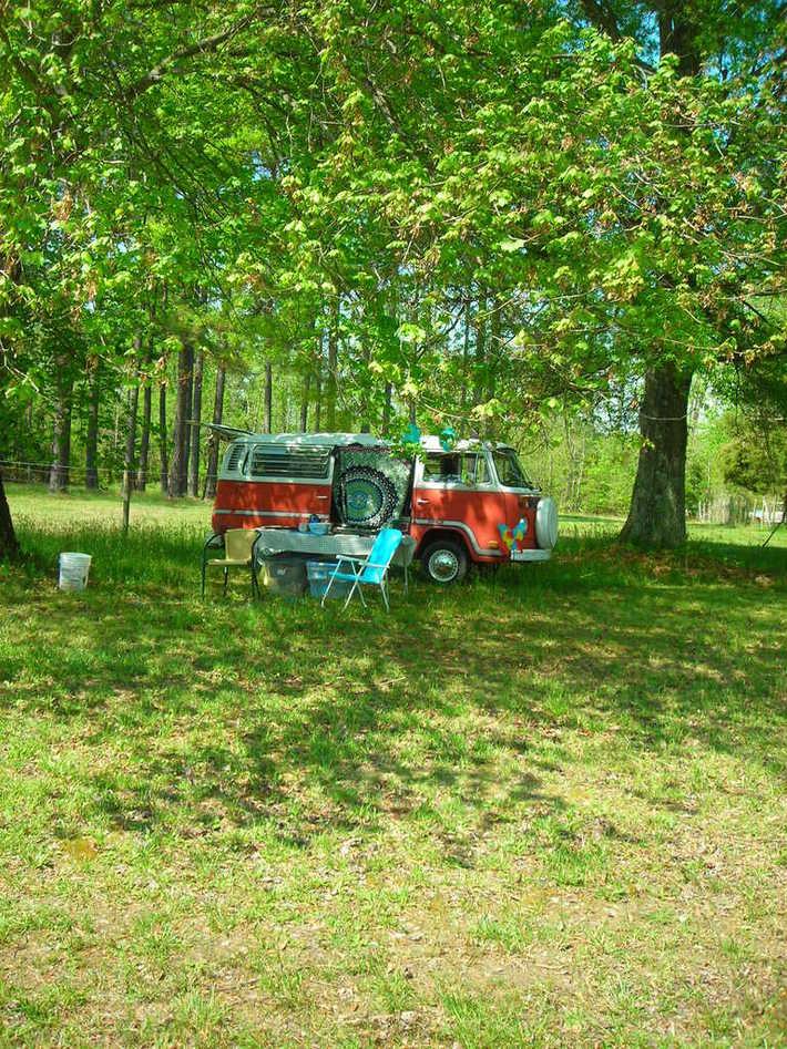 Bluegrass Near the Pond - 2010 - Mr. B's Bluegrass Festival 001