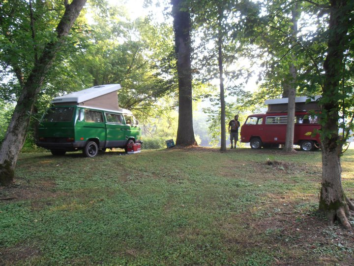 4th of July Camping
