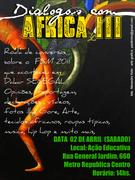 """Encontro:  """"Diálogos Brasil - África Brasil III"""""""