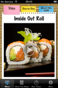 Inside Out Roll Video