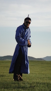 Me in Mongolia