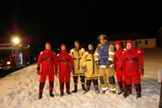 Ice/Water Rescue Drill BVFA+TDVFC