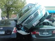 CAR ACCIDENT IN PORT CHESTER BY BANK OF AMERICA