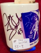 #33-19, NASCAR, Jay Sauter, Signing, #43, Morton Salt, 1921, Cup