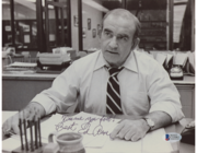 Ed Asner signed photo