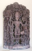 Vishnu,_India,_Khajuraho,_State_of_Madhya_Pradesh,_11th_century,_red_sandstone,_Honolulu_Academy_of_Arts