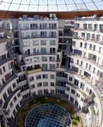 Van gasopslag naar moderne appartementen in Wenen.