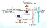 แผนที่โรงแรมร้อยเกาะ