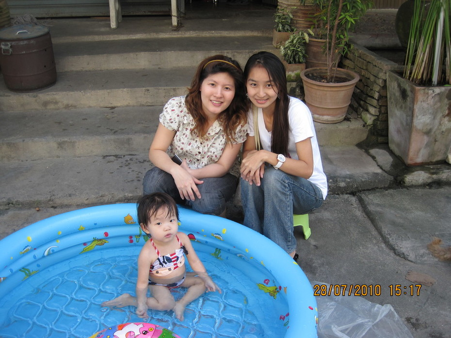 P.เพี้ย +น้องYOYO