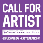 CALL FOR ARTIST   Polaroiders on Tour - PUK gallery