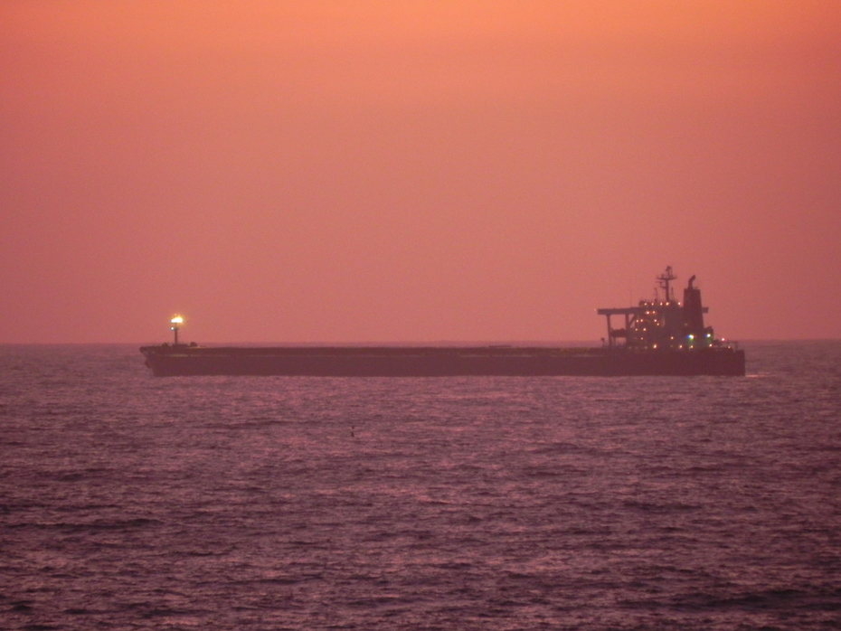 Another ship waiting for orders to move, Ashqelon port